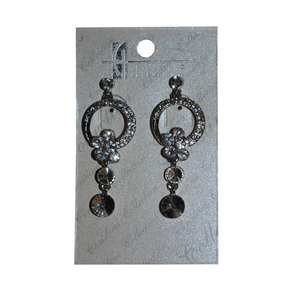 Rhinestone Earrings