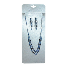 Load image into Gallery viewer, Rhinestone Necklace Set