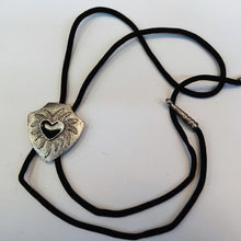 Load image into Gallery viewer, Heart Bolo Tie