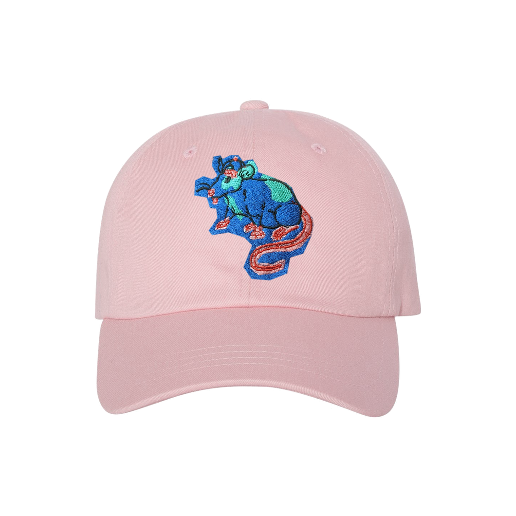 Glass Beach Cool Rat Dad Hat