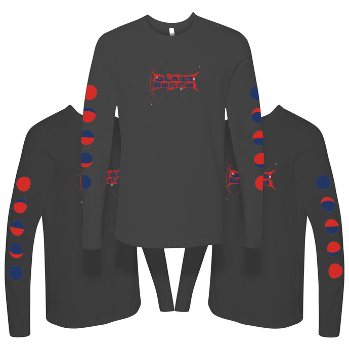 Glass Beach Y2K Longsleeve T-Shirt