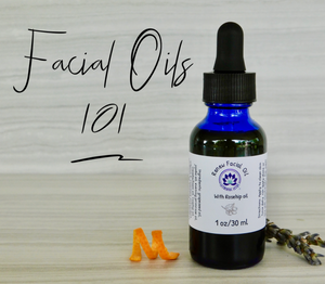 Why Facial Oils are Good for Your Skin