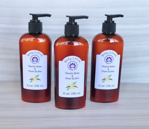 Vanilla Bean & Shea Body Lotion