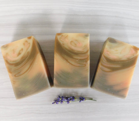 Chamomile & Lemongrass Soap