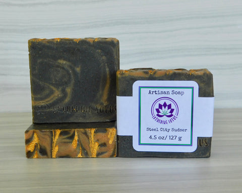 Steel City Sudser Soap
