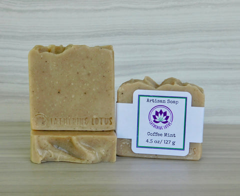Coffee Mint Soap