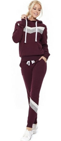 In My Hood 2pcs Jogger set