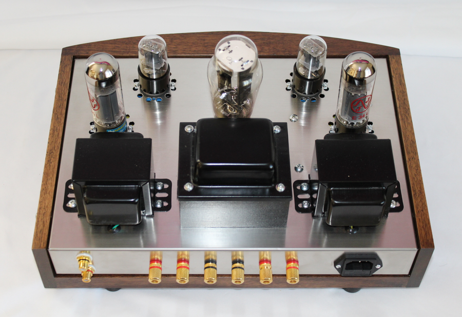 Juno 10, Class A, Point to Point Amplifier with with Nichicon and Auricap Interstage Capacitors