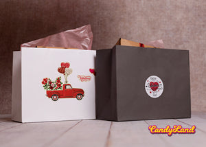 Valentines Day Sweets and Gift Pack