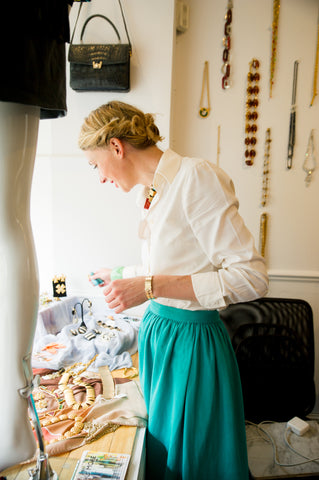 SARAH KATE BYRNE SUSTAINABLE STYLIST