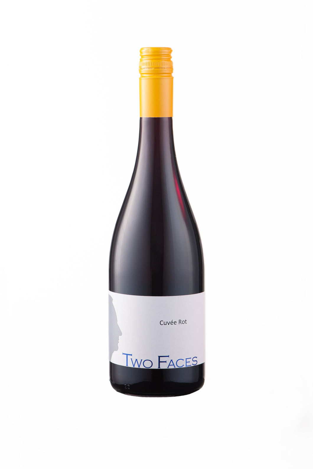 2Faces Cuvee Rot 0,75l