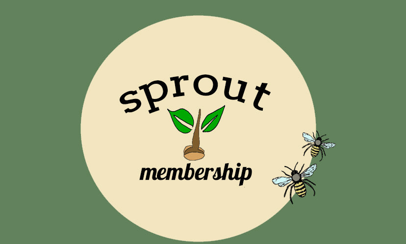 1-Annual Sprout Membership