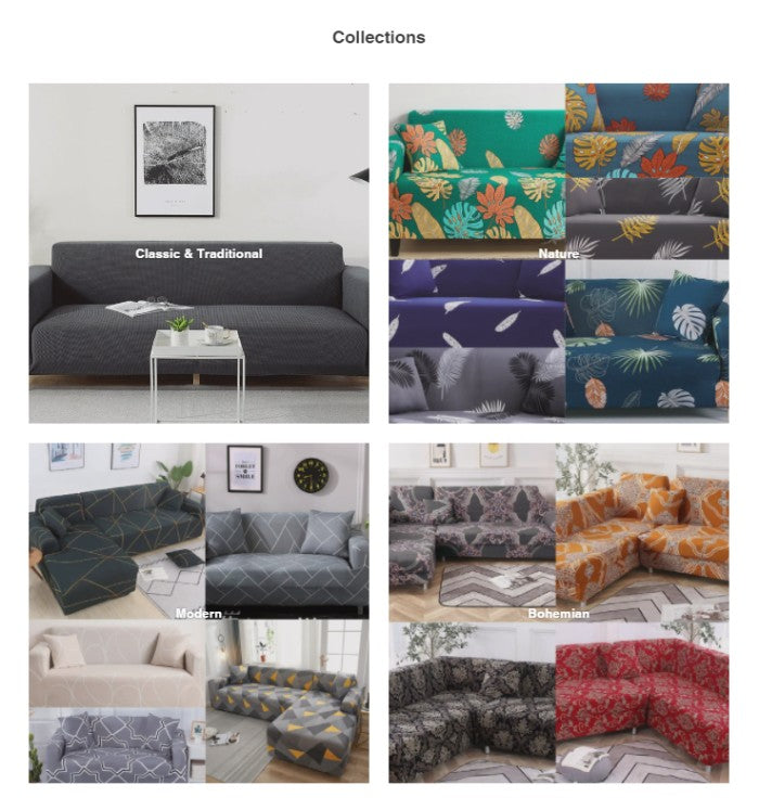 Crelo Couch Covers product catalog