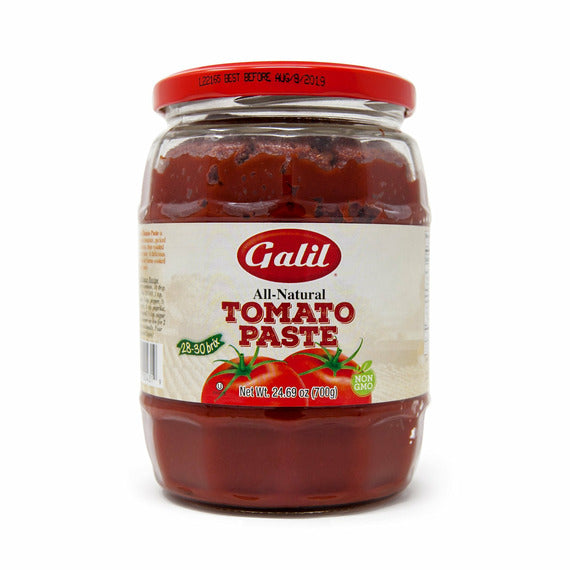 Galil Tomato Paste 28-30 Brix | Pack of 12 - Shop Galil