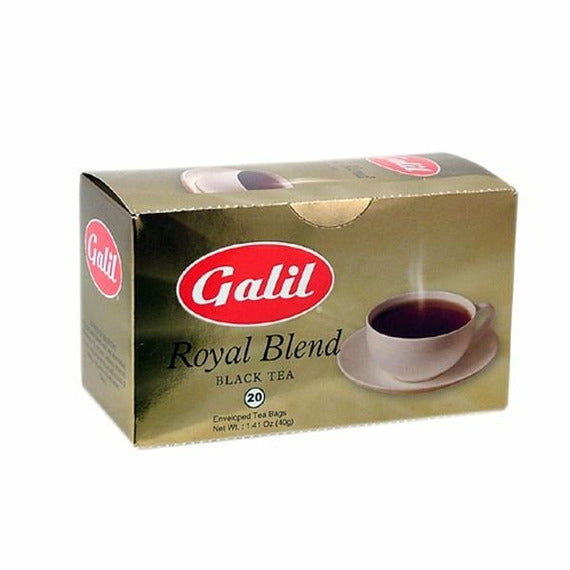 Galil Tea Royal Blend | Pack of 6 - Shop Galil