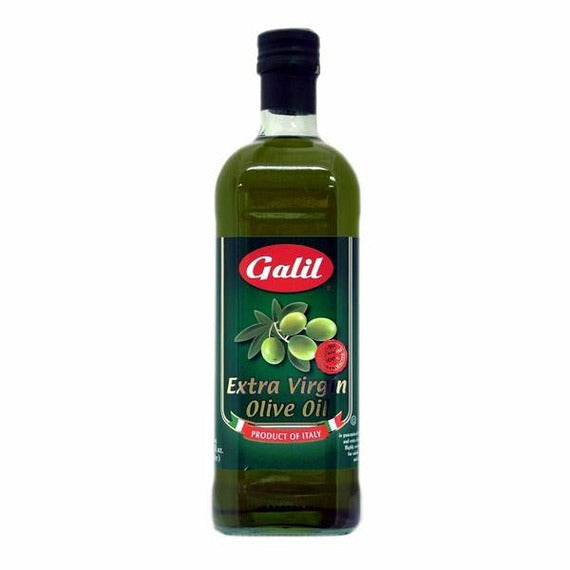 Galil Olive Oil- Extra Virgin |1 L | Pack of 12 - Shop Galil