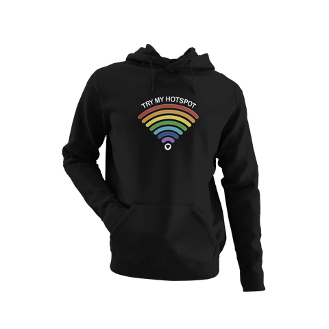 Try My Hotspot Hoodie