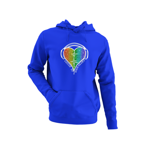 Listen To Your Heart Hoodie