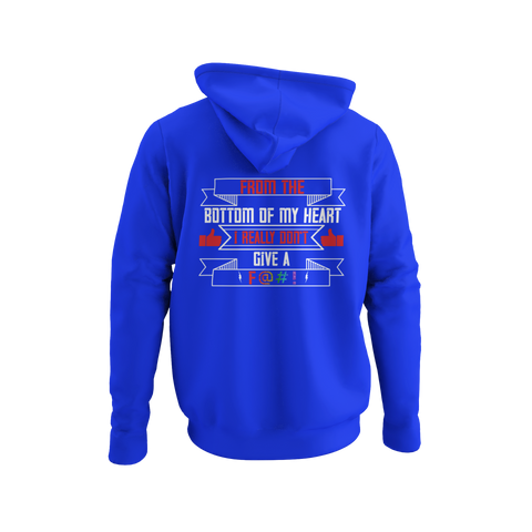 From The Bottom Of My Heart Hoodie