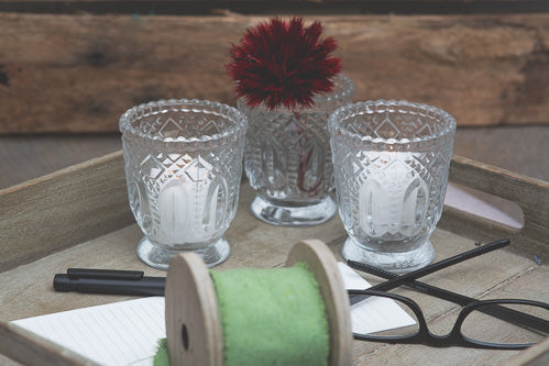 Simple Candle Holders Spruce Up Your Home