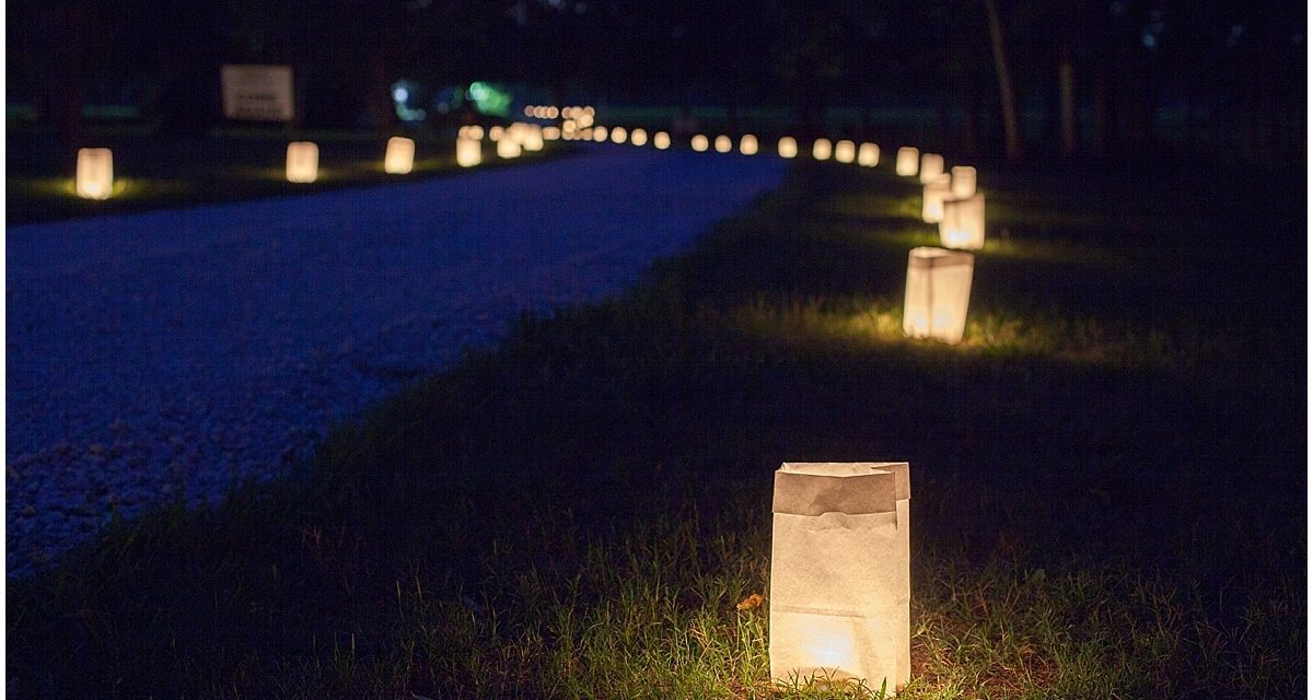 Luminaries for Weddings!