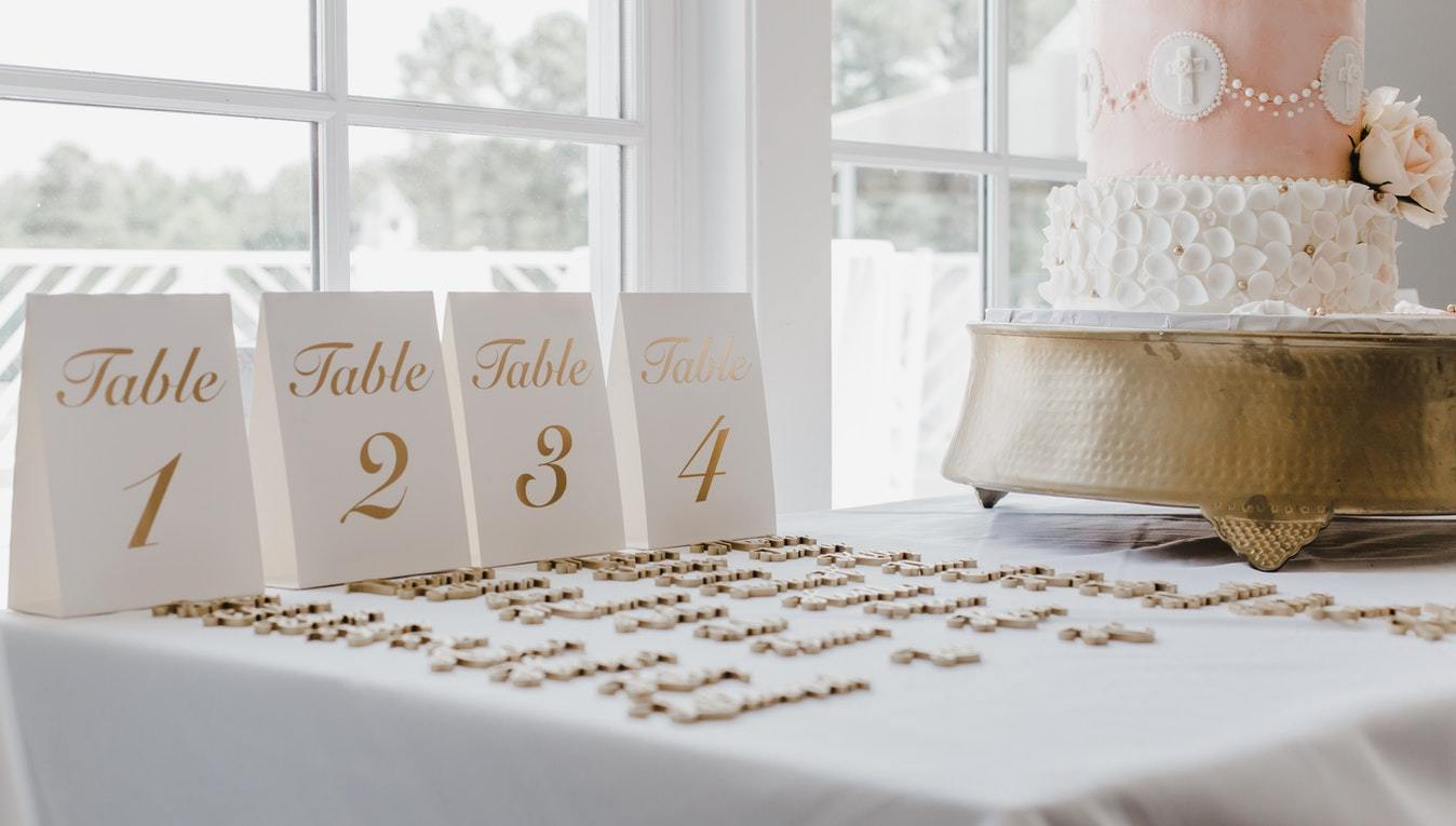 Bride's Guide: Tips for Storing Your Wedding Decor