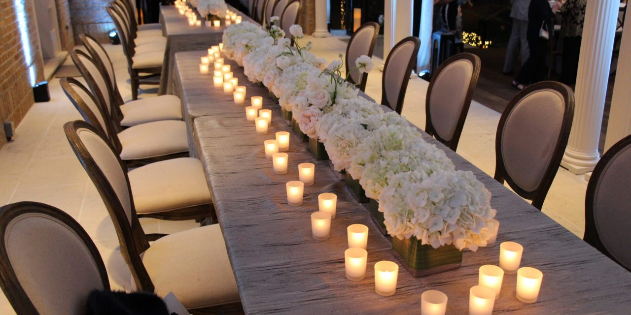 Votive Candles Are The Perfect Wedding Candle!