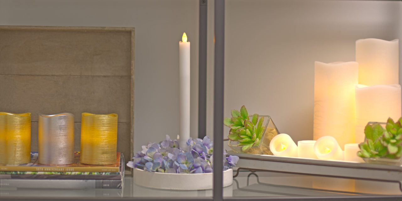 Our New LED Candles & How to Use them!