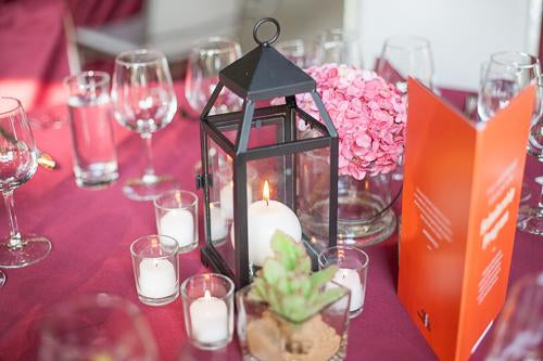 Wedding How To: Choosing Your Candle Color