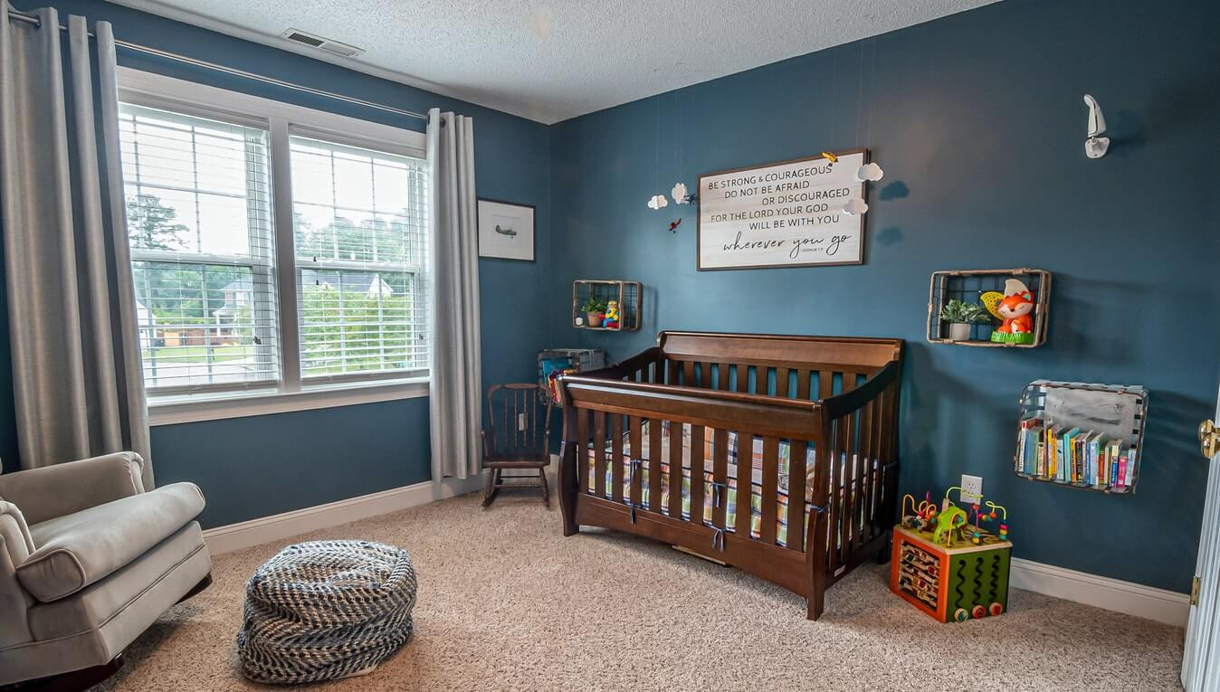 Bride's Guide: Tips for Painting a Nursery
