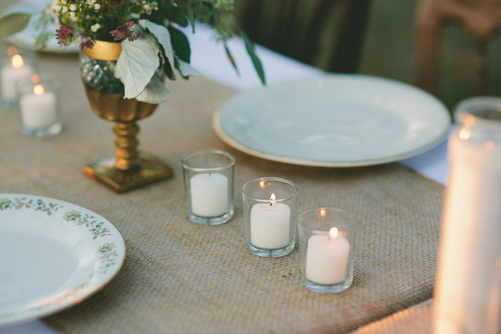 Mix and Match Tablescape