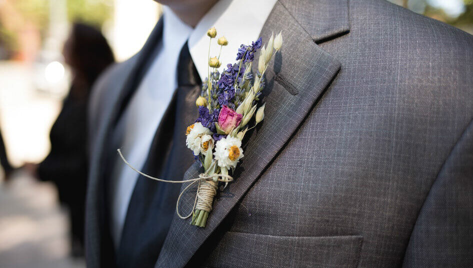 Suit Considerations for the Shorter Groom