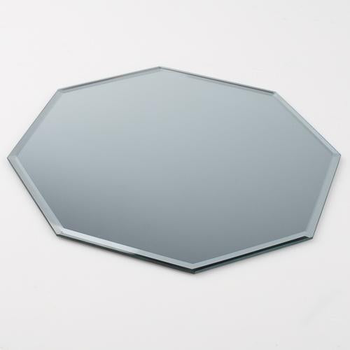 "Eastland Octagon Table Mirror 10"" Set of 40"