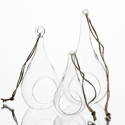 richland teardrop hanging holder medium set of 24