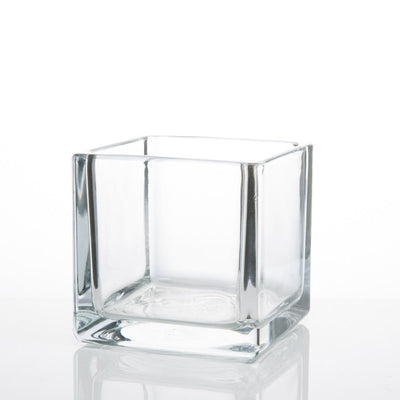 richland 4 glass cube set of 12