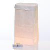 Eastland White Luminary Bags & Richland LED Tealight Candles Set of 72