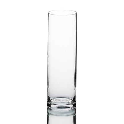 richland sloan cylinder vase 3 x 9 75 set of 24