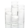 Richland Floating Candles & Eastland Cylinder Holders Set of 48