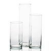 "Eastland Wide Cylinder Vase 5"" Set of 18"