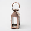 richland copper steel revere lantern small