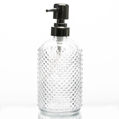 Richland Dotted Soap Dispenser