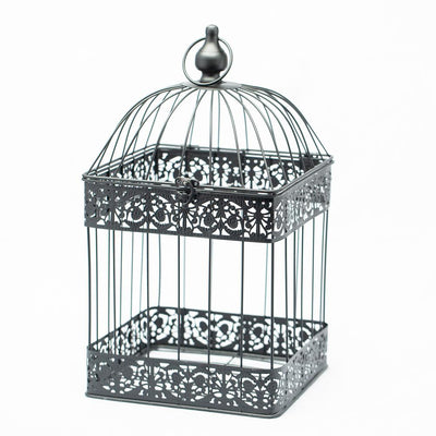 richland bodie bird cage black set of 3