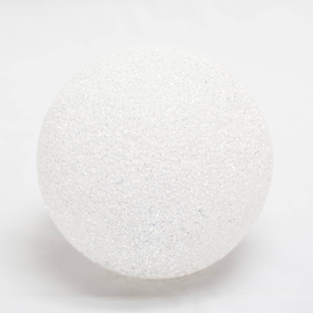 richland lola sphere large cool white led lights