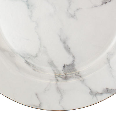 richland plain charger plate 13 marble set of 12