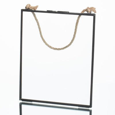 richland metal hanging photo frame 8 x 10 5