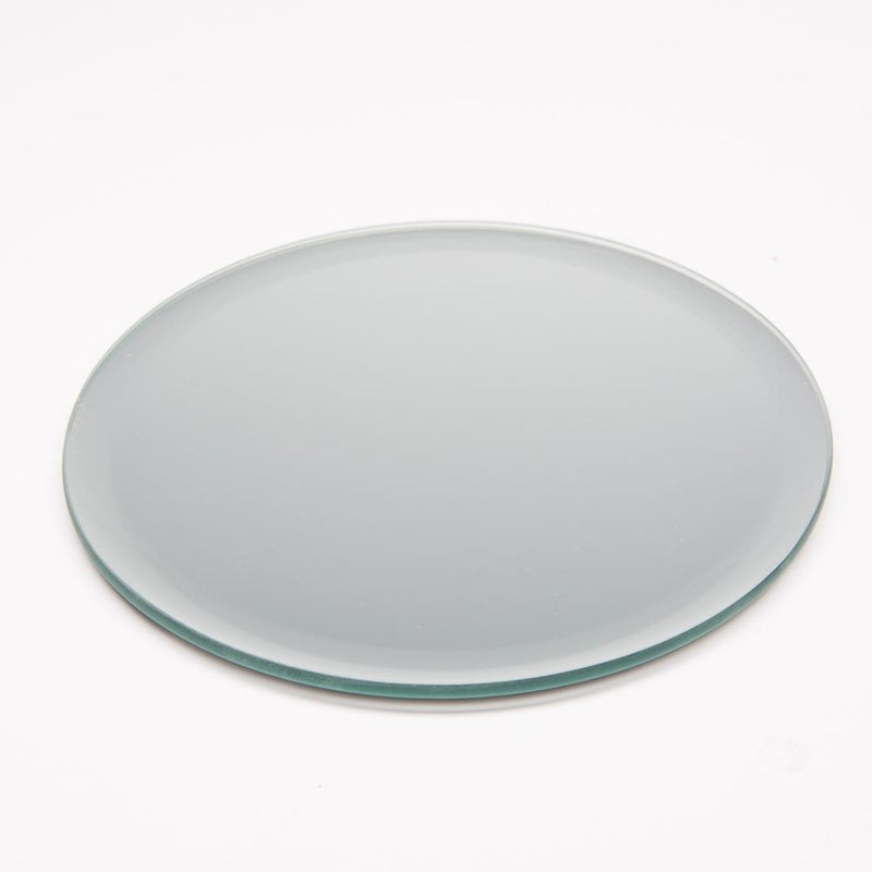 "Eastland Round Mirror Coaster 5"" Set of 12"
