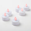 eastland white luminary bags richland led tealight candles set of 72