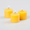 Richland Votive Candles Unscented Yellow 10 Hour Set of 12