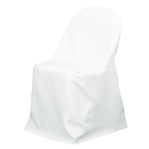 Richland Folding Chair Cover White