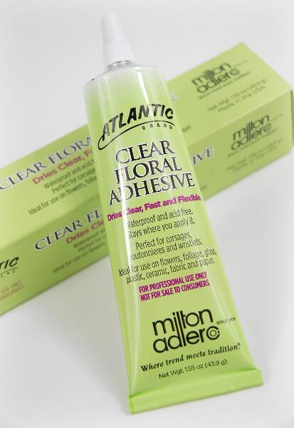 Atlantic Brand Clear Floral Adhesive 1.55 oz.